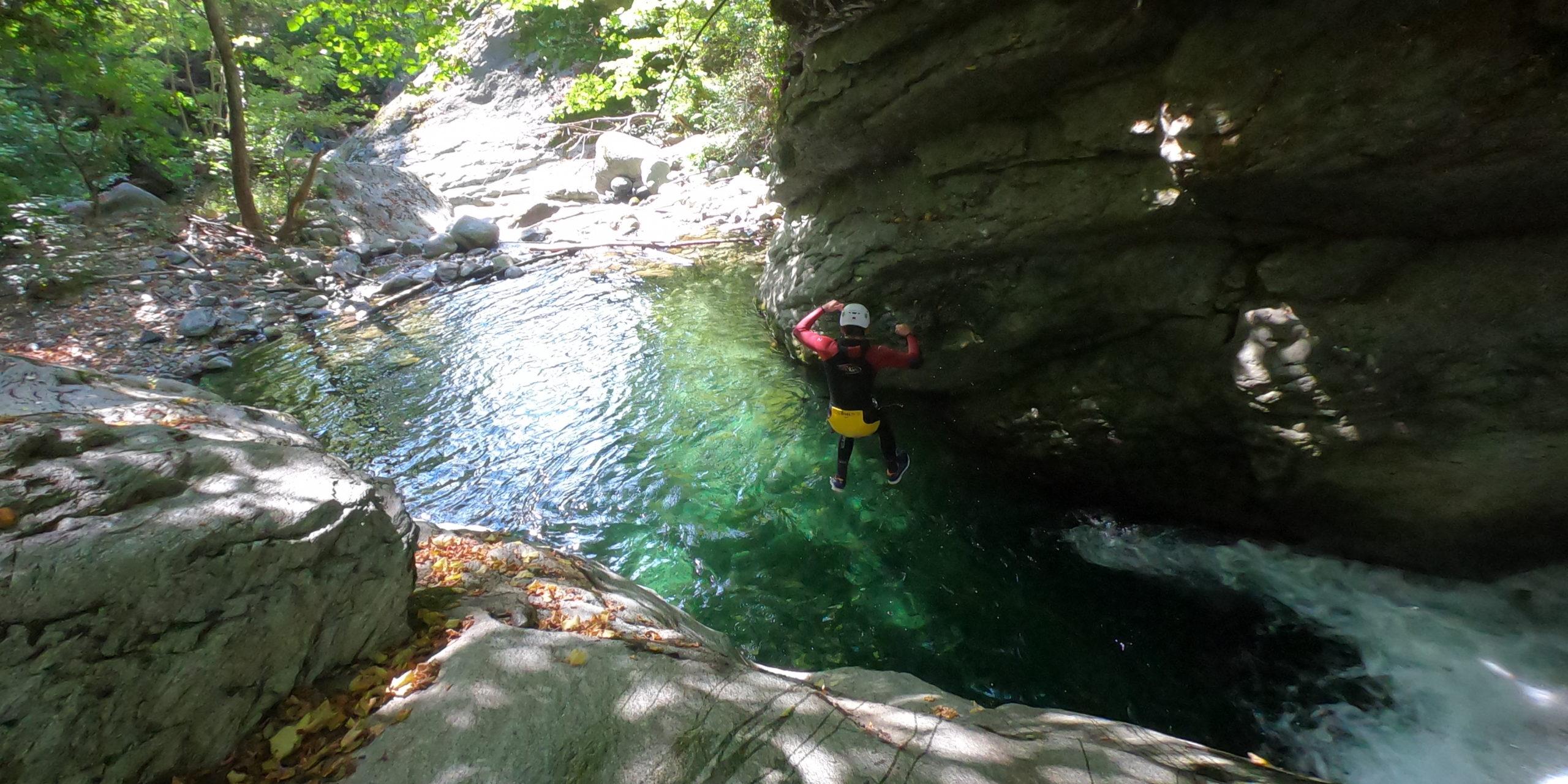 canyoning briancon