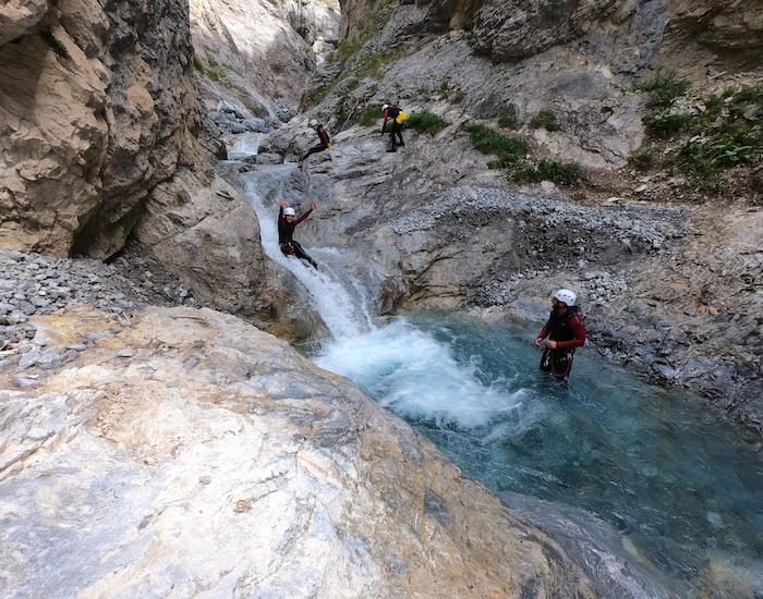 canyon acles cascade