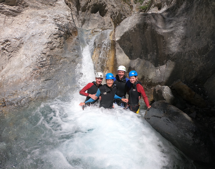 canyon acles briancon
