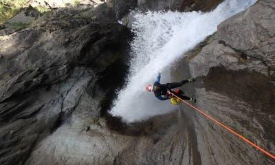 canyon oules de fressinieres serre chevalier