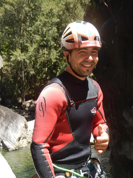 guide canyoning serre chevalier
