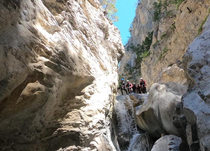 sortie canyon briancon